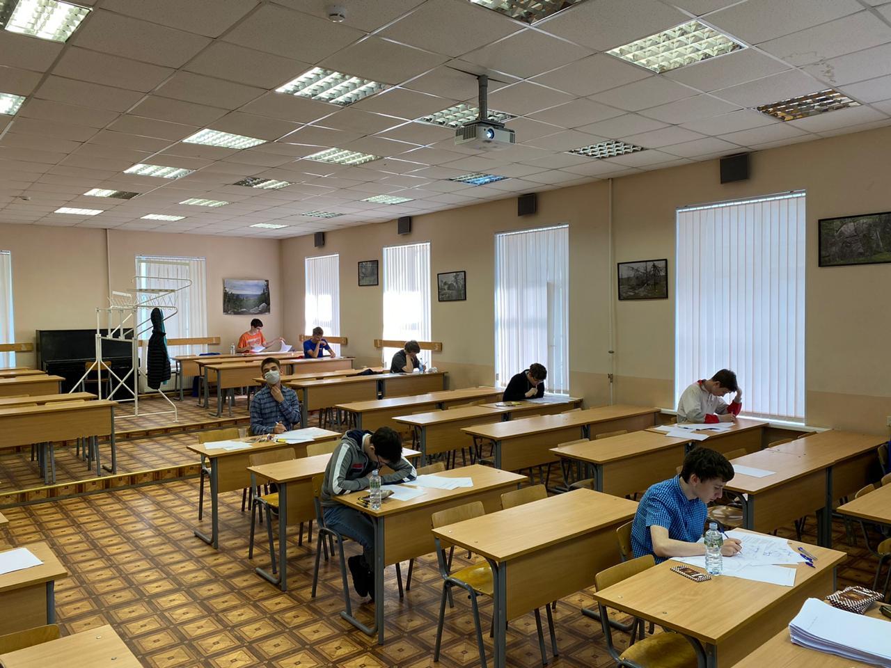 Герценовский университет готовится к Международной математической олимпиаде