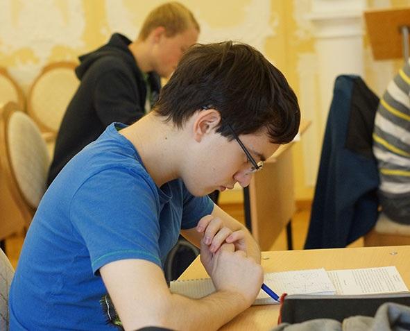 В Герценовском университете завершились установочные сборы перед ММО 2020