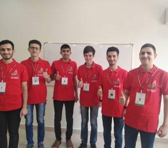 Syrian team